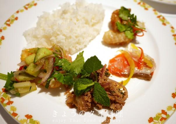 タイ料理バイキング