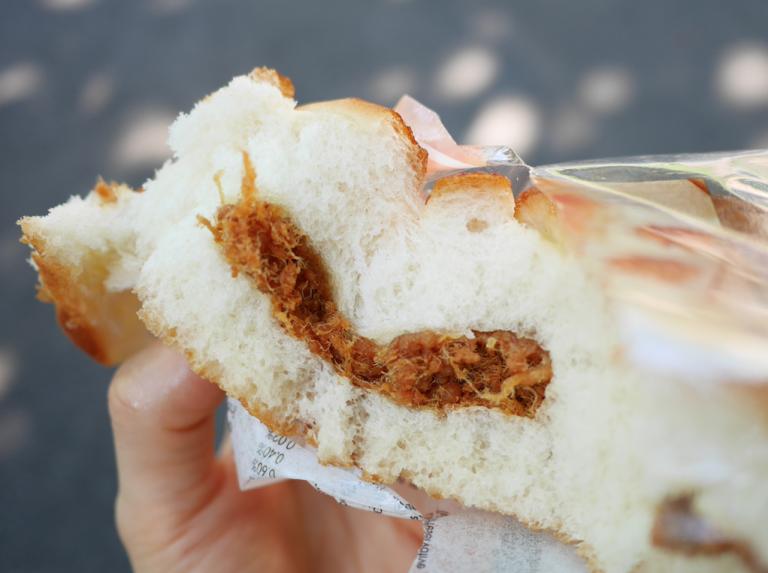 ムーヨーンのパン