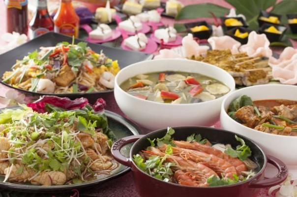 タイ料理ブッフェ